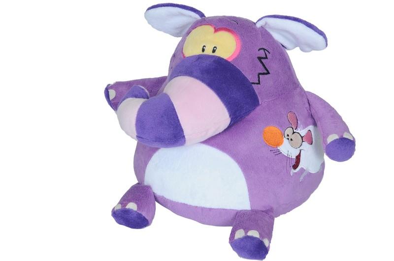 Мягкая игрушка Слон-шарик В30 мишка майкл антистресс в30
