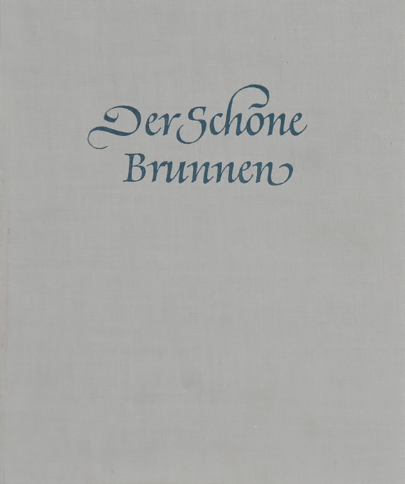 Der Schone Brunnen. Альбом сапоги quelle der spur 1013540