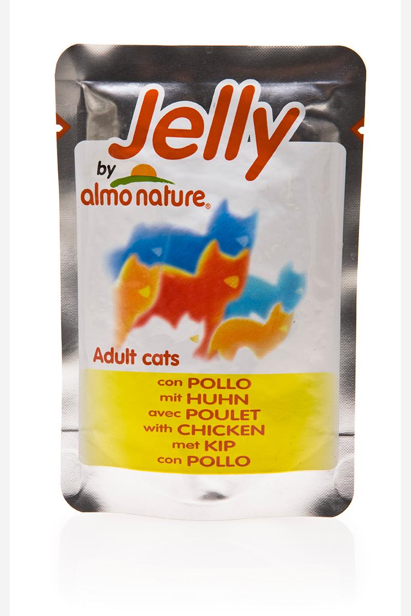 Консервы для кошек Almo Nature Classic, курица в желе, 70 г champ collection ch 26141 2