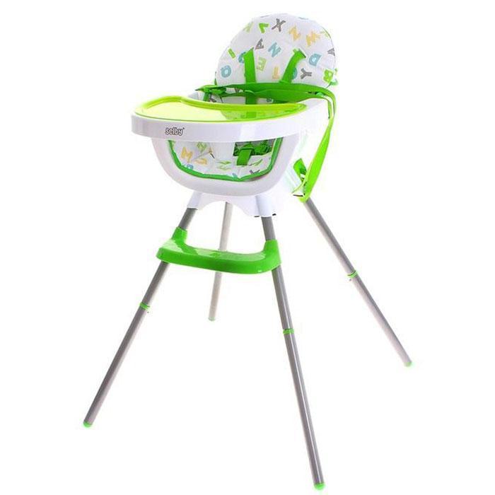 Стульчик для кормления BH-432 зеленый sweet baby стульчик для кормления luxor classic arancione