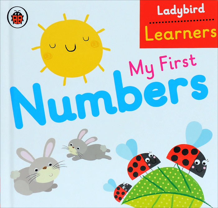 My First Numbers my first animals
