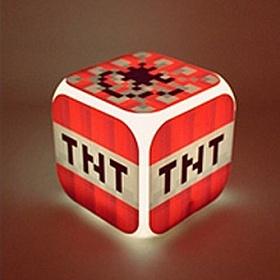 Minecraft Часы настольные пиксельные с подсветкой ТНТ цвет красный черныйN03352Настольные часы Minecraft своим эксклюзивным дизайном подчеркнут оригинальность интерьера вашего дома. Изделие выполнено в виде блока с надписями ТНТ.Часы создающие настроение. Это - светильник, часы, будильник. Семь оттенков мягкой подсветки, термометр и календарь. Все данные отображаются на ЖК-дисплее. Настольные часы Minecraft станут прекрасным аксессуаром для вашего дома, либо прекрасным подарком, который обязательно понравится получателю.Необходимо докупить 4 батарейки типа ААА (в комплект не входят).