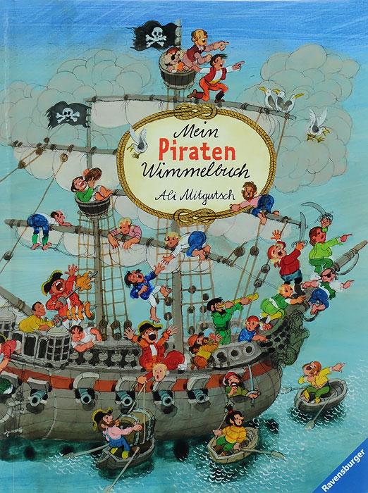 Mein Piraten: Wimmelbuch