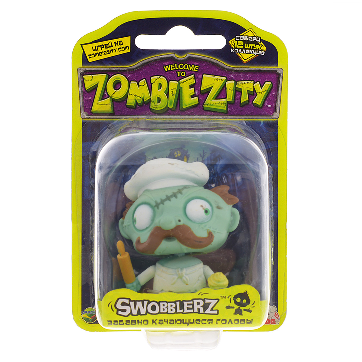 Zombie Zity Фигурка