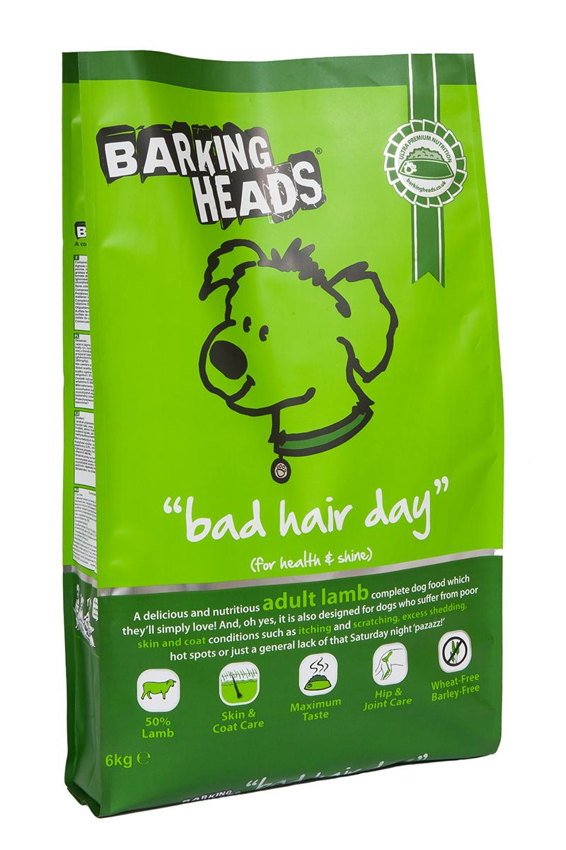 Корм сухой Barking Heads Роскошная шевелюра, для собак, с ягненком и рисом, 6 кг18102Сухой корм Barking Heads - вкуснейший полнорационный корм для собак, специально разработанный, чтобы держать наших любимцев в наилучшей форме! Натуральные ингредиенты непременно понравятся вашему питомцу.Состав: свежеприготовленная ягнятина 26%, мука из ягненка 20%, коричневый рис, овес, белый рис, люцерна, свежеприготовленная форель 5%, горох, бараний жир 4%, лососевый жир 2%, бульон из баранины 1,5%, морские водоросли, сушеный томат, забота о бедрах и суставах (глюкозамин 350 мг/кг, МСМ 350 мг/кг, хондроитин 240 мг/кг).Гарантированный анализ (%): белок 23%, жиры 17%, Клетчатка 3%, Зола 9%, Влага 8%, Омега-6 2,9%, Омега-3 2,2%.Витамины (на кг): витамин А 16650 МЕ, витамин D3 1480 МЕ, витамин Е 460 МЕ.Комплекс микроэлементов (на кг): моногидрат сульфата железа 617 мг, моногидрат сульфата цинка 514 мг, моногидрат сульфата марганца 101 мг, пентагидрат сульфата меди 37 мг, безводный йодат кальция 4,55 мг, селенит натрия 0,51 мг.Товар сертифицирован.
