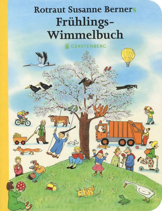 Fruhlings-Wimmelbuch: Midi-Ausgabe winter wimmelbuch midi ausgabe