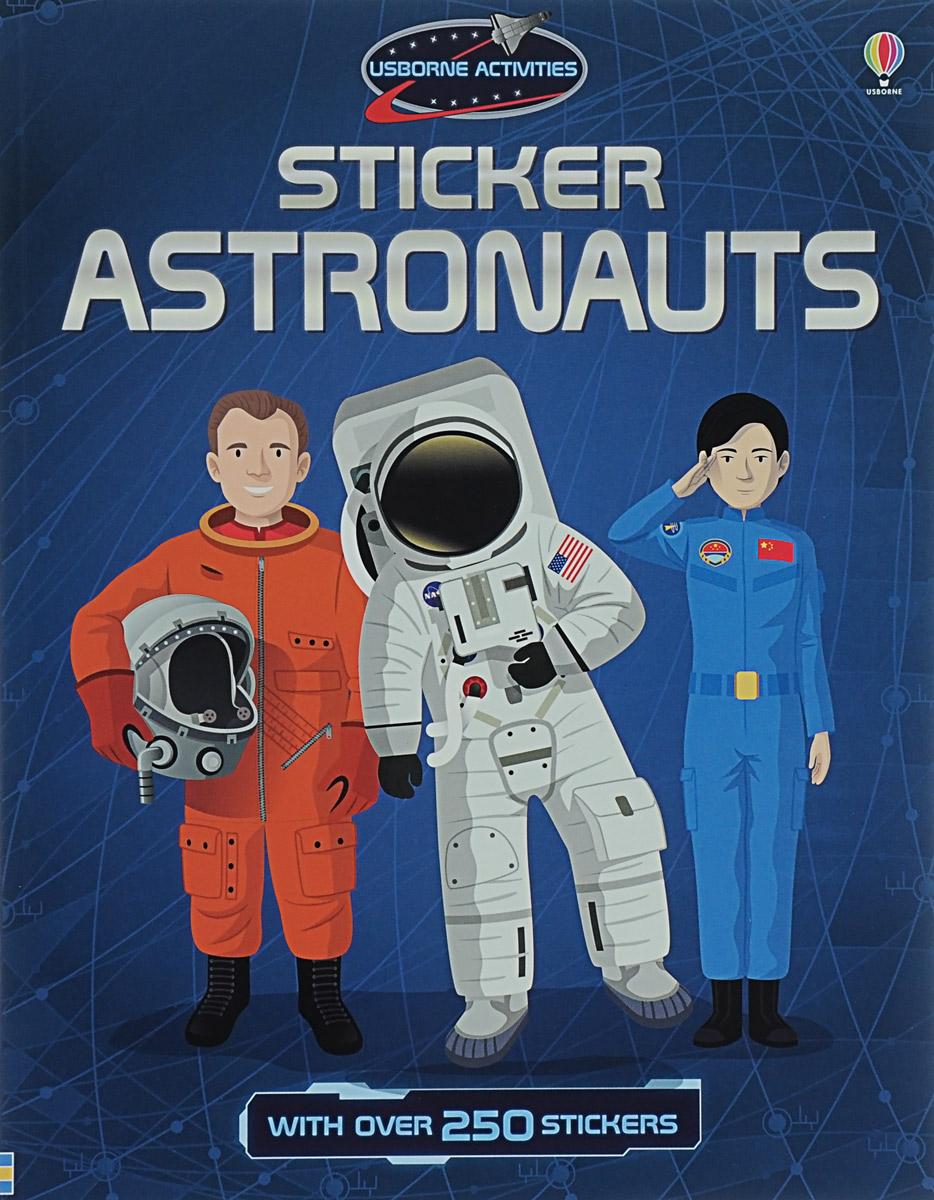 Zakazat.ru: Sticker Astronauts (+ наклейки)
