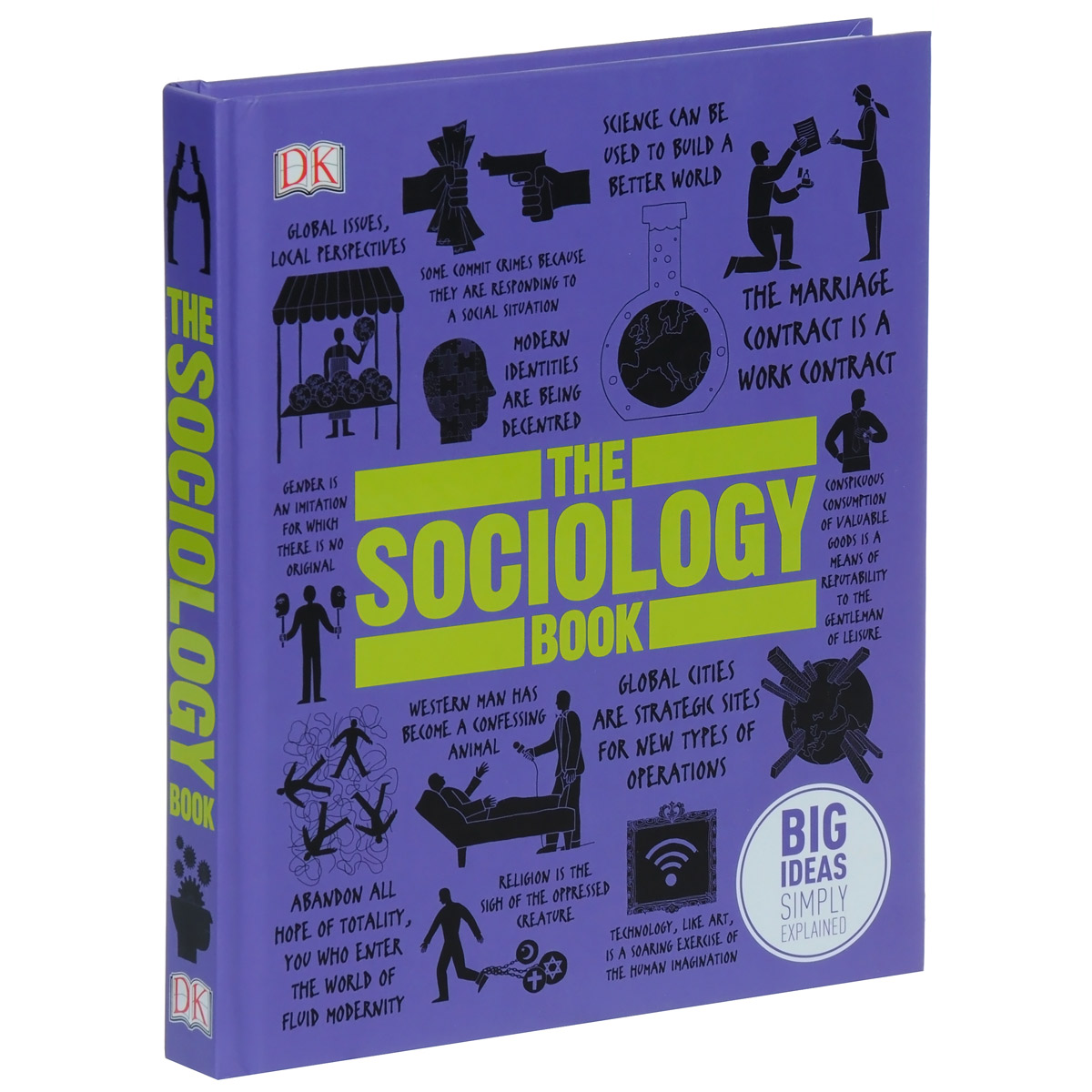 The Sociology Book global historical sociology