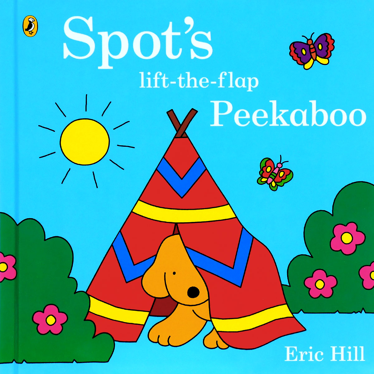 Spot's Lift-the-Flap Peekaboo supermarket gremlins lift the flaps book
