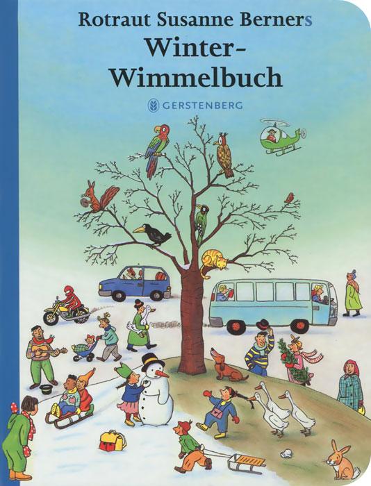 Winter-Wimmelbuch: Midi-Ausgabe winter wimmelbuch midi ausgabe
