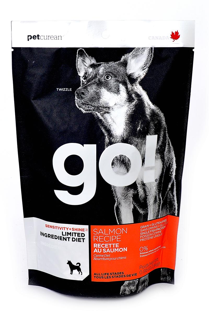 Беззерновой для щенков и собак с лососем для чувст. пищеварения (Sensitivity + Shine Salmon Dog Recipe, Grain Free, Potato Free), 230 г.