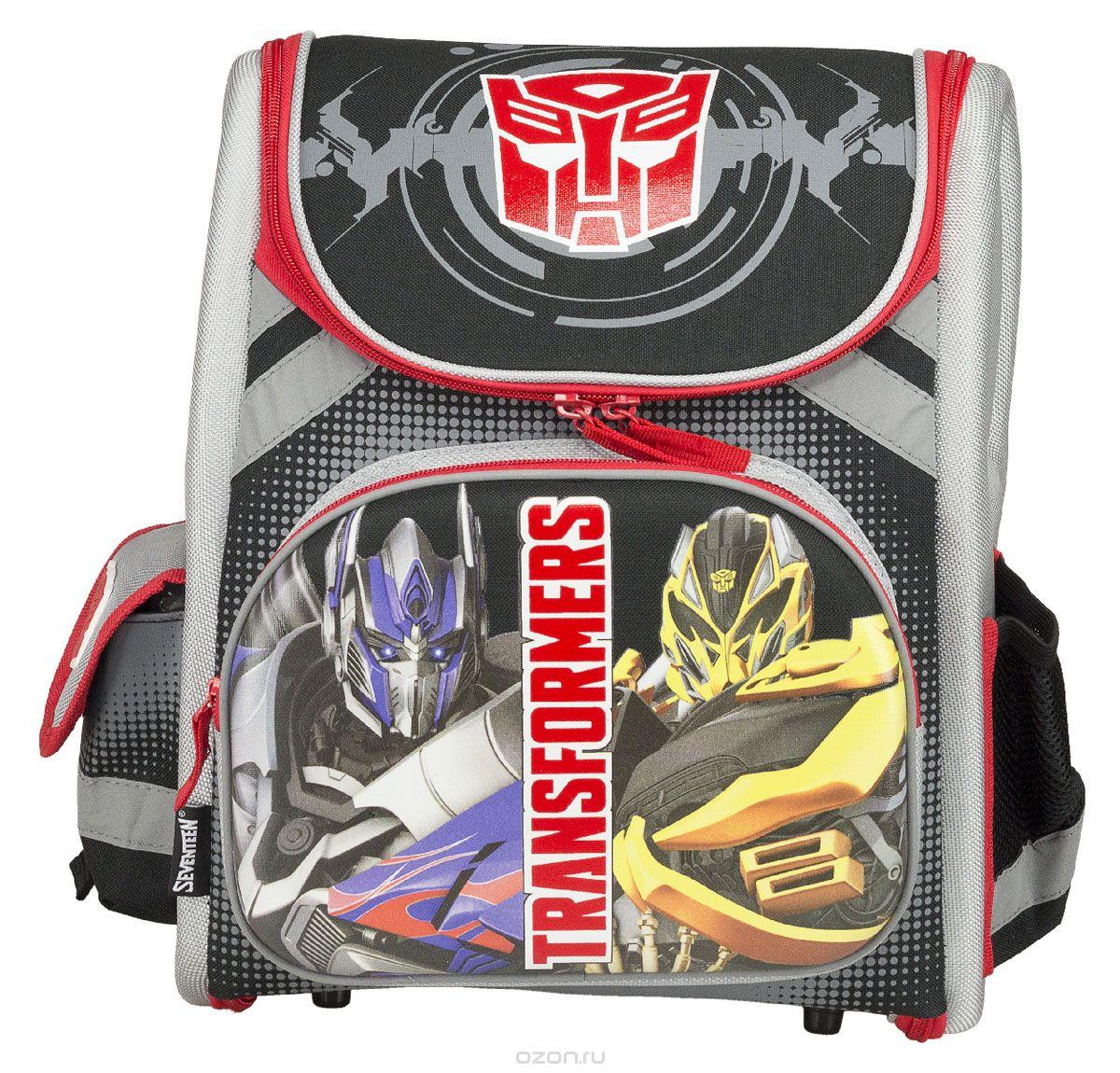 Ранец профилактический с EVA-спинкой Transformers Prime Размер 35 х 31 х 14 см transformers маска bumblebee c1331