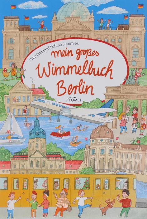 Mein grosses Wimmelbuch Berlin ensel und krete ein marchen aus zamonien