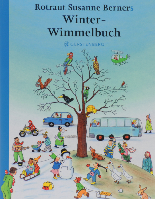 Winter-Wimmelbuch winter wimmelbuch midi ausgabe