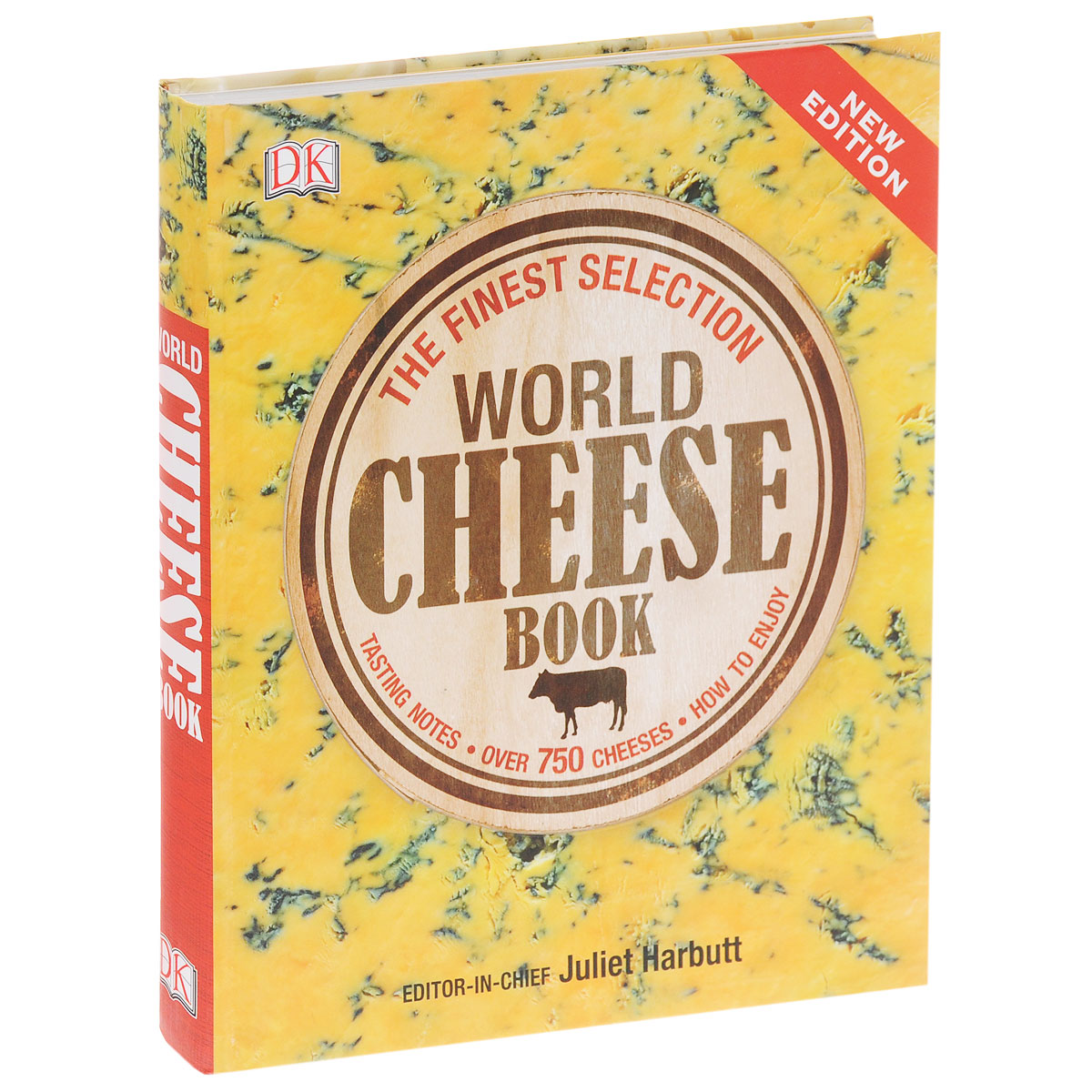 World Cheese Book find your why