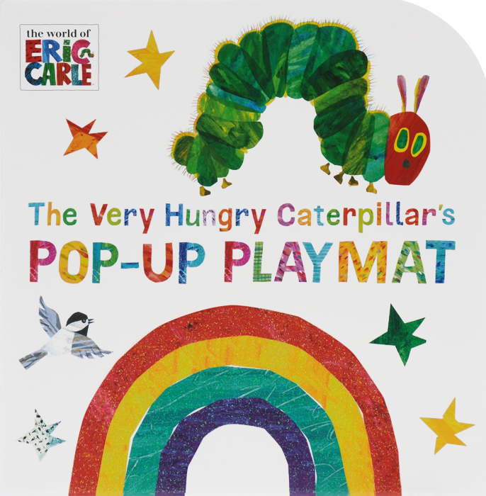 The Very Hungry Caterpillar's Pop-Up Play Mat the very hungry caterpillar a pull out pop up
