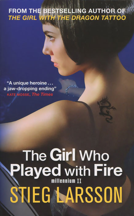 The Girl Who Played With Fire lewis s the girl who came back