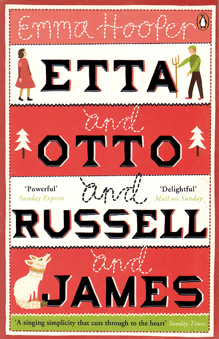 Etta and Otto and Russell and James etta and otto and russell and james