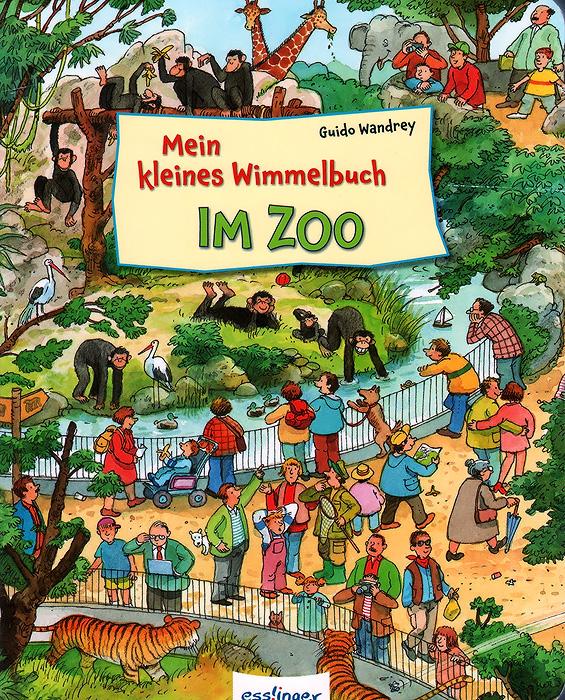 Mein kleines Wimmelbuch: Im Zoo mein liebstes wimmelbuch marchen