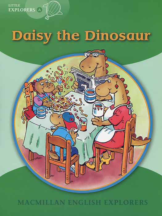 купить Little Explorers A: Daisy the Dinosaur недорого