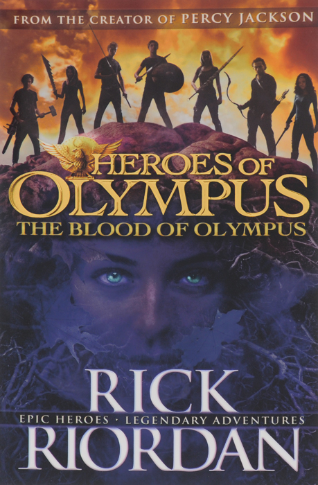 The Blood of Olympus: Heroes of Olympus coldplay – a rush of blood to the head lp