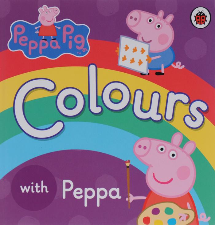 Peppa Pig: Colours peppa pig транспорт 01565