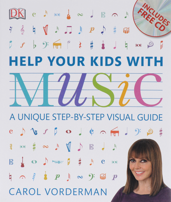 Help Your Kids with Music (+ CD) david abner j visual guide to etfs