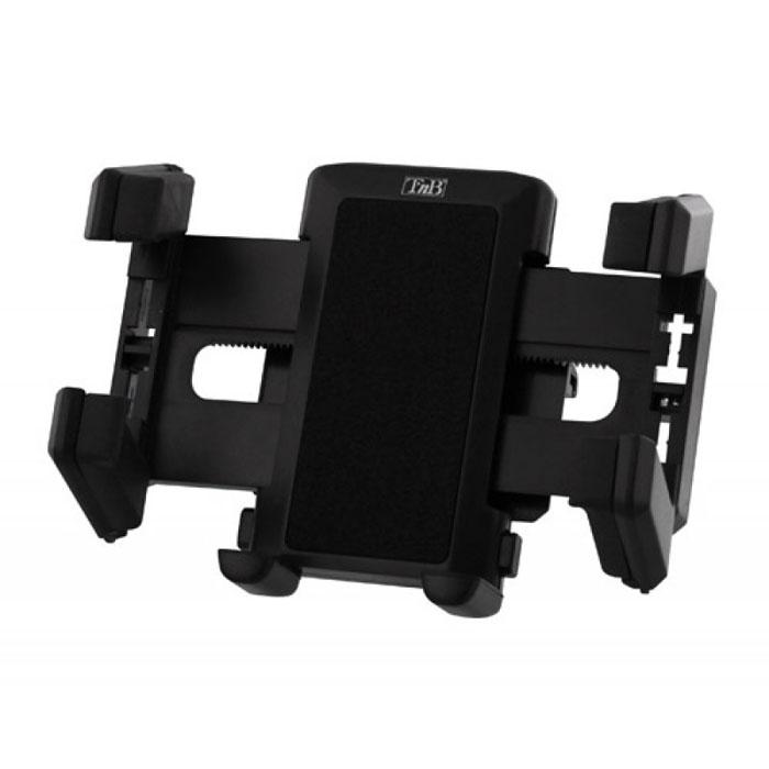 TNB ACGP038970 универсальный автомобильный держательACGP038970TNB ACGP038970 универсальный автомобильный держатель для мобильных телефонов, GPS-навигаторов, или mp3-плееров с шириной от 42 до 108 мм. Держатель имеет удобную конструкцию и легко устанавливается. В комплекте два типа клипс для крепления.