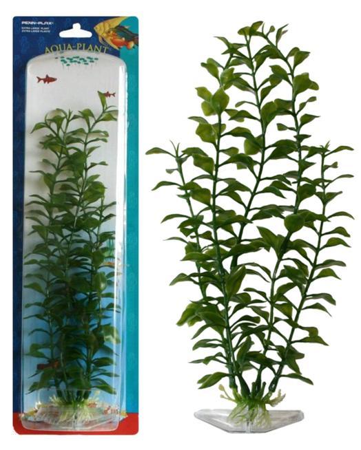 """Растение Penn-Plax """"Blooming Ludwigia"""", цвет: зеленый, высота 22 см"""