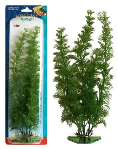 Растение FLOWERING CABOMBA 22см зеленое. КАБОМБАP13MРаспространение:Америка. Использование:популярное аквариумное растение среднего и заднего плана.