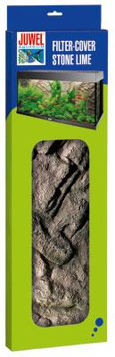 Фон для внутреннего фильтра Juwel Stone Lime , 55,5 х 18,6/15,7 смDEN5553Фон для декорирования корпуса внутреннего фильтра фильтра Juwel Stone Lime в точности имитирует структуру скальных пород с естественнымоттенком песчаника и является идеальным дополнением для задней стенки Stone Lime. Глубина установки составляет всего 1-1,5 см и придаетвашему фильтру неброский эстетичный вид без значительного увеличения размеров конструкции.Фон фильтра состоит из двух частей: передней и боковой.Он подходит для всех типов аквариумов Juwel и применяемых в них фильтров, не требуя значительных усилий для подгонки.Фон фильтра Stone Lime изготовлен из чрезвычайно плотного полиуретана и покрыт слоем эпоксидной смолы. Благодаря этой сложнойпроизводственной технологии облицовка с легкостью поддается резке и при этом отличается чрезвычайно прочной поверхностью и стойкостьюцвета.Облицовка фильтра Stone Lime - идеальное дополнение для задних стенок Stone Lime. Приклеивается на фильтр аквариумным герметиком (вкомплект не входит).