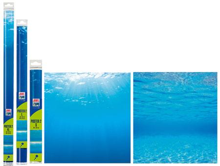 Фон внешний двухсторонний МОРЕ/МОРЕ И СОЛНЦЕ 150х60см86272Фон внешний двухсторонний в рулоне, в индивидуальной упаковке, подвес. Материал: пленка