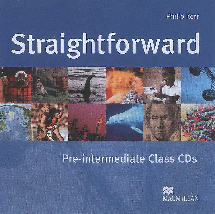 Straightforward: Pre-Intermediate Class CD (2 CD) merry team 1 teachers guide class cd