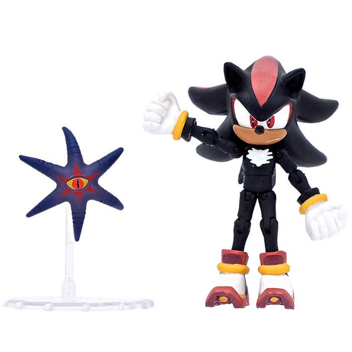 "Фигурка Sonic ""Shadow with Doomseye"", с аксессуаром"