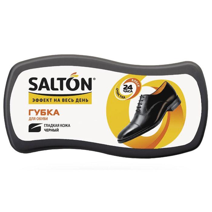 Губка Salton Волна для обуви из гладкой кожи, цвет: черный, 12 х 5,5 х 5,5 см26258608Губка Salton Волна с норковым маслом предназначена для ухода за обувью из гладкой кожи, она придает ей естественный блеск и освежает цвет. Размер: 12 см х 5,5 см х 5,5 см.Состав: пенополиуретан, силиконовое масло, норковое масло, краситель, воск, ланолин, отдушка.Товар сертифицирован.