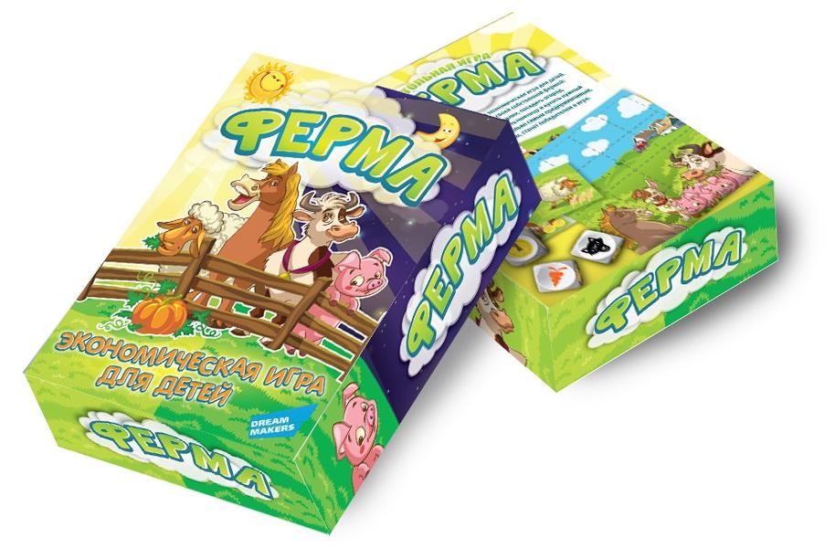 Dream Makers Обучающая игра Ферма игра танграм игра купить