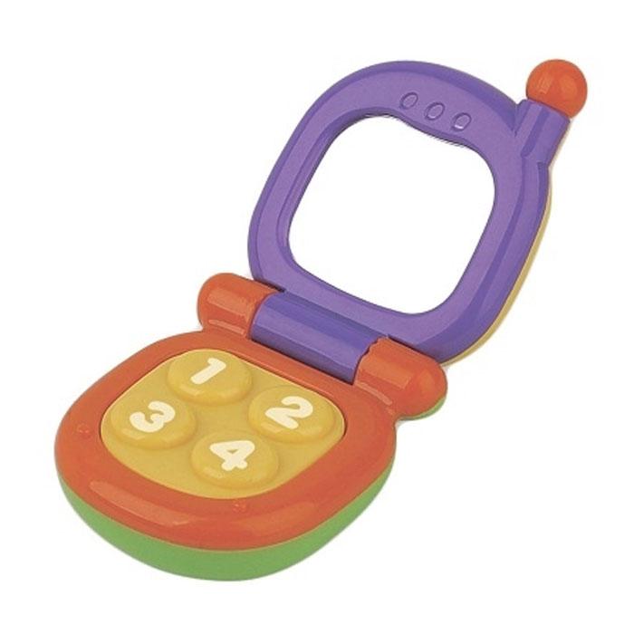 "Игрушка Mioshi ""Телефон с зеркальцем"", Jinjiang Tanny Toys Co, Ltd"
