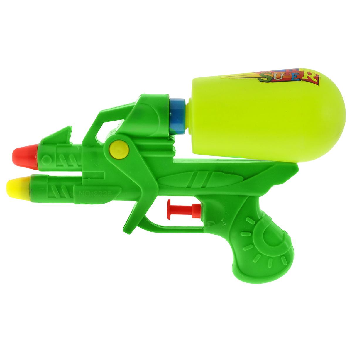 Водный пистолет Bebelot Морской бластер пистолет водный bebelot шпион 11 см