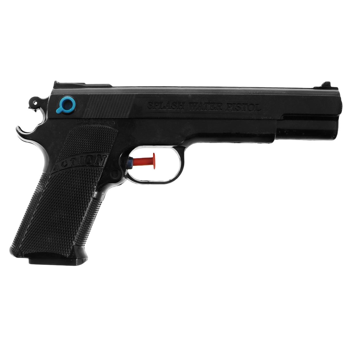 Водный пистолет Bebelot Суперагент. BEB1106-006 аметист 1 шт 6 5 7 см
