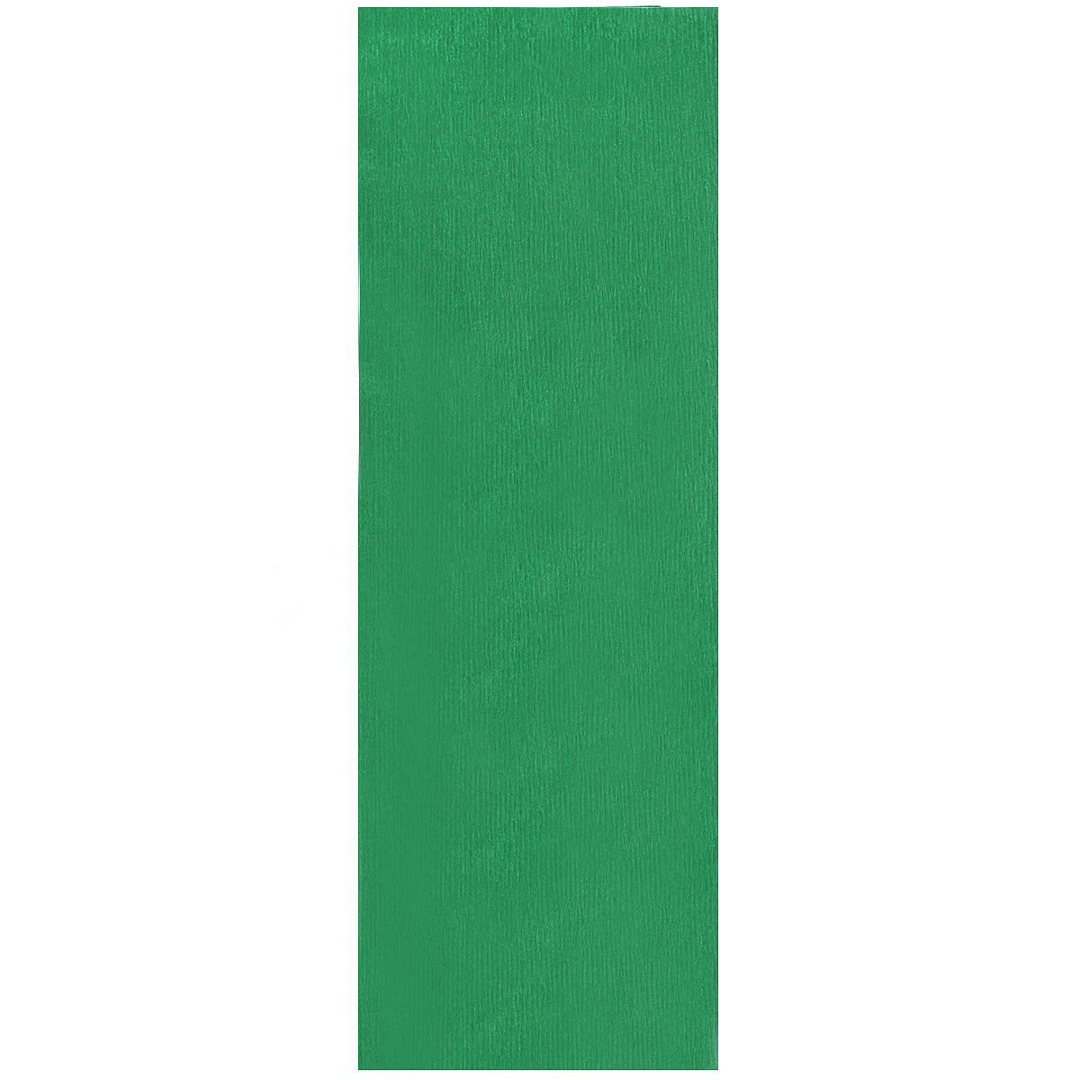 Бумага крепированная Проф-Пресс, металлизированная, цвет: зеленый, 50 см х 250 смБ-2305Крепированная металлизированная бумага Проф-Пресс - отличный вариант для воплощения творческих идей не только детей, но и взрослых. Она отлично подойдет для упаковки хрупких изделий, при оформлении букетов, создании сложных цветовых композиций, для декорирования и других оформительских работ. Бумага обладает повышенной прочностью и жесткостью, хорошо растягивается, имеет жатую поверхность.Кроме того, металлизированная бумага Проф-Пресс поможет увлечь ребенка, развивая интерес к художественному творчеству, эстетический вкус и восприятие, увеличивая желание делать подарки своими руками, воспитывая самостоятельность и аккуратность в работе. Такая бумага поможет вашему ребенку раскрыть свои таланты.