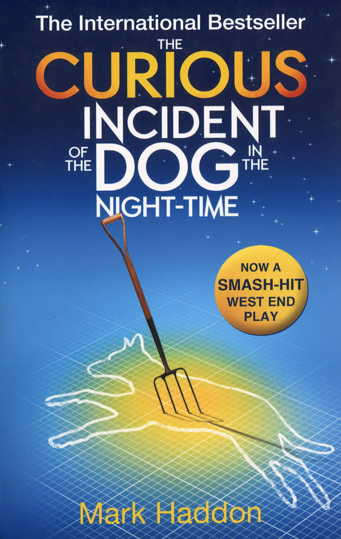 The Curious Incident of the Dog In the Night-Time heir of the dog