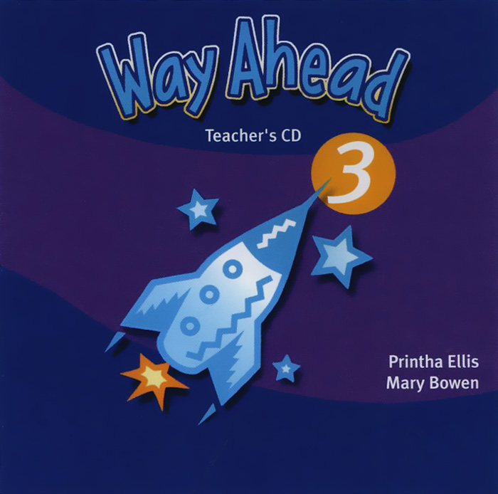 Way Ahead 3: Teacher's CD (аудиокурс на CD)