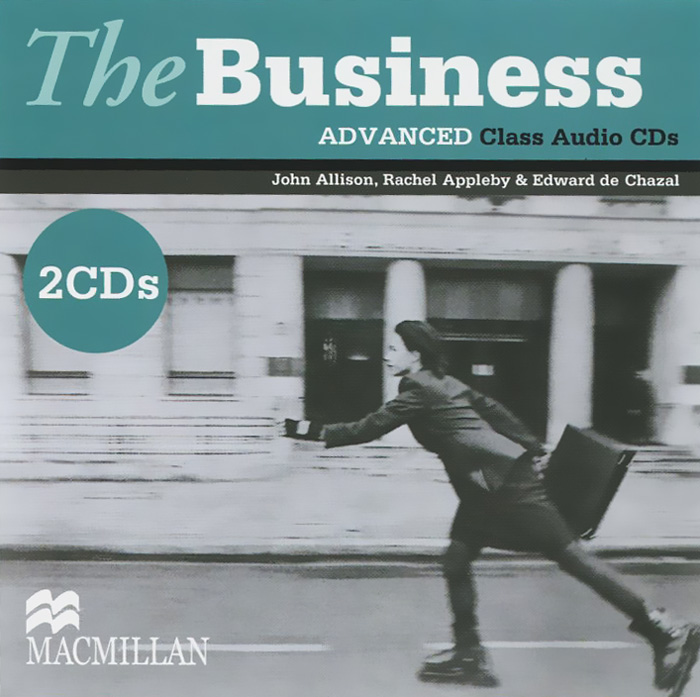 The Business: Advanced (аудиокурс на 2 CD) cutting edge elementary active teach аудиокурс на cd rom