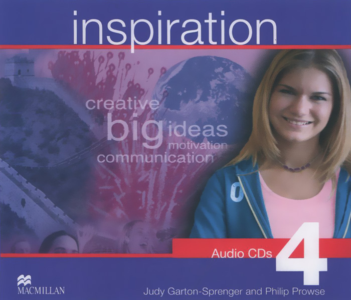 Inspiration 4 (аудиокурс на 3 CD) teenagers and their counseling needs