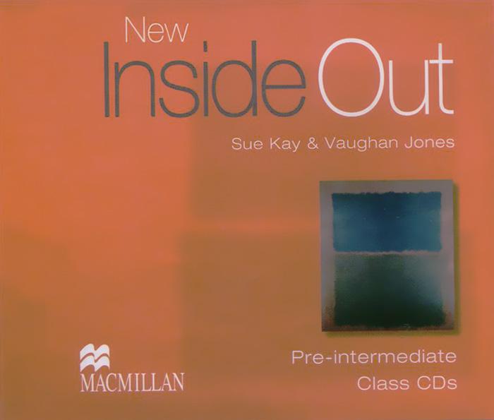 New Inside Out: Pre-intermediate (аудиокурс на 3 CD) evans v dooley j enterprise plus grammar pre intermediate
