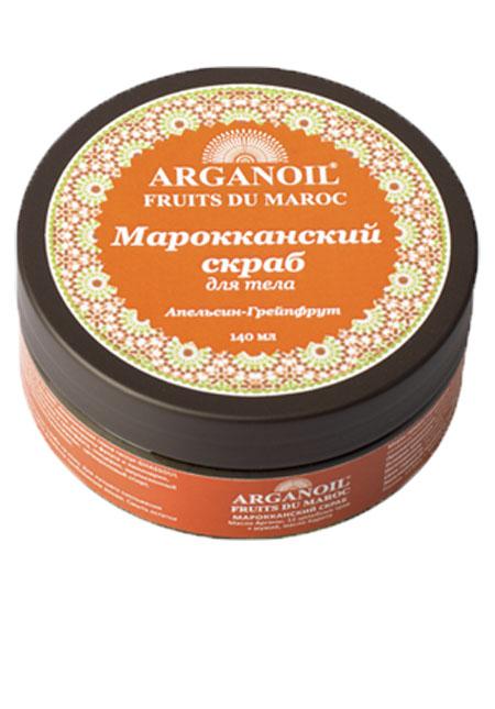 Дом Арганы Fruits du Maroc Марокканский скраб для лица и тела, 140 мл70728Скраб буквально обновляет кожу. С одной стороны он глубоко очищает кожу от ороговевших клеток, сальных загрязнений, с другой стороны насыщает ее редкими микро- и макро элементами необходимыми для ее здоровья и молодости. Улучшает обменные процессы, насыщает клетки кислородом и питательными компонентами, стимулирует обновление эпидермиса, разглаживает и подтягивает кожу. Борьба со старением кожи начинается уже на этапе очищения.Действие:- отшелушивает омертвевшие клетки кожи, улучшая дыхание молодых клеток;- смягчает и разглаживает огрубевшие участки;- создает эффект обновленной кожи;- стимулирует обменные процессы, способствует оттоку лишней жидкости и выводу токсинов;- повышает упругость и эластичность кожи, делая её атласной и сияющей;- подготавливает кожу к процедуре обертывания.
