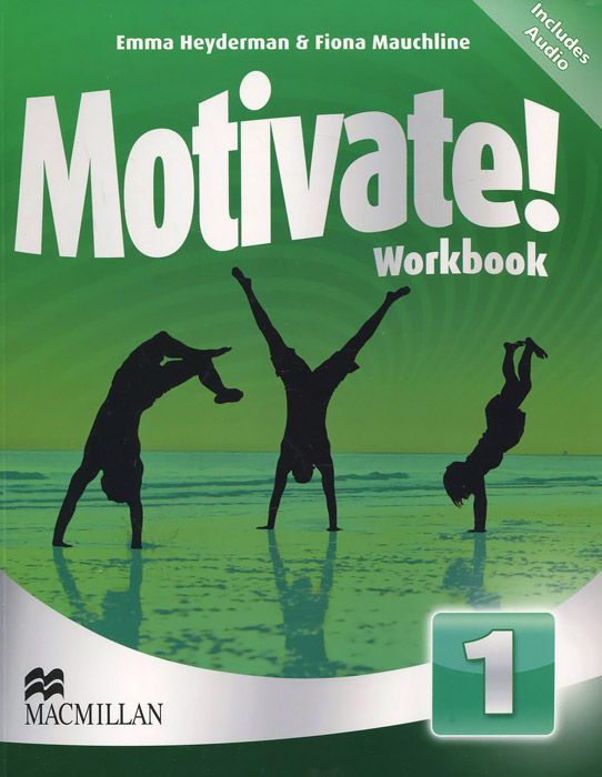 Motivate! Workbook Pack: Level 1 (+ 2 CD) rpm motorcycle brake calipers brake pump adapter bracket for yamaha aerox nitro jog 50 rr bws 100 zuma rsz
