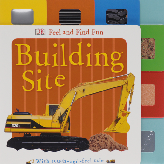 Feel and Find Fun Building Site touch and feel dinosaur touch