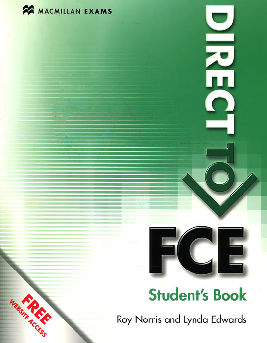 Direct to Fce: B2: Student's Book: Without Key & Website Pack b style bs002ewqvn71 b style