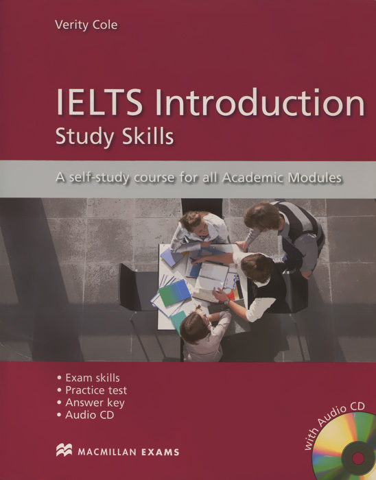 IELTS Introduction: Study Skills (+ CD) reading for ielts 4 5 6 0 student s book with answer key